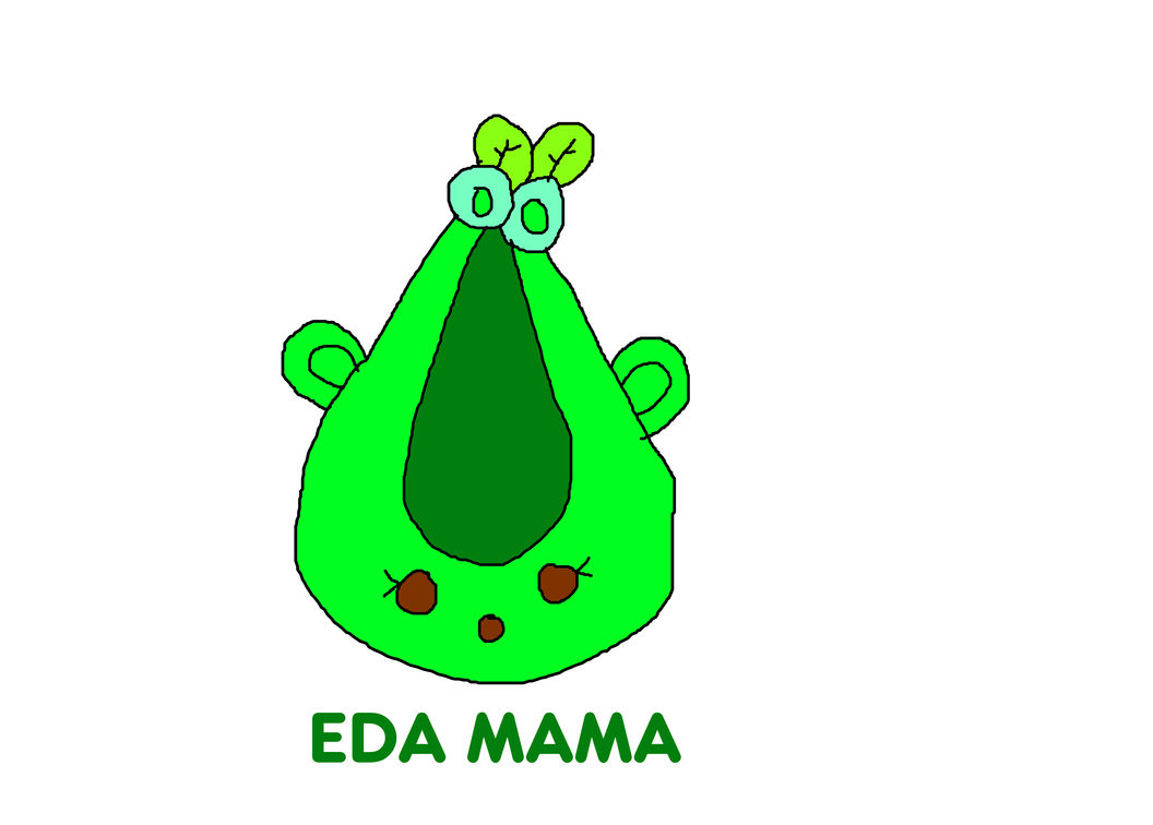 Eda Mama from Num Noms Series 3 by MikeEddyAdmirer89