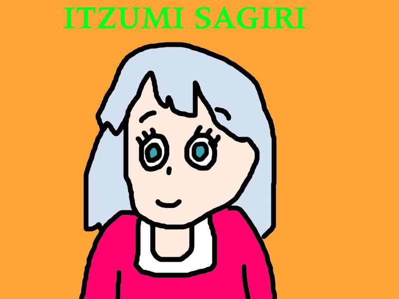Itzumi Sagiri from Eromanga Sensei by MikeEddyAdmirer89
