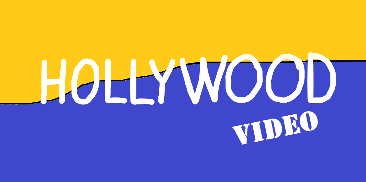 the hollywood video store logomikeeddyadmirer89 on deviantart