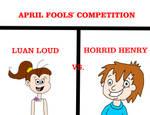 Luan Loud Vs. Horrid Henry