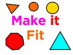 Make it Fit from Sesame Street