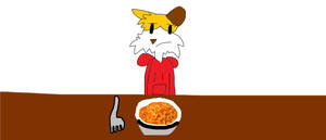 Vomic with SpaghettiOs to Eat