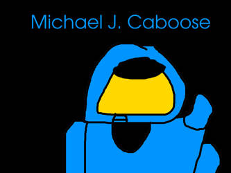 Michael J. Caboose from redvsblue by MikeJEddyNSGamer89