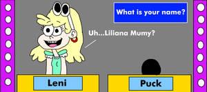 Leni Loud Said Her Name Wrong
