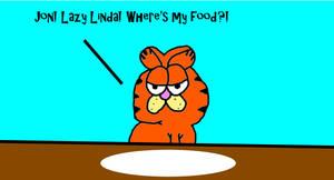 Where's Garfield's Food, Jon and Linda?! by MikeJEddyNSGamer89