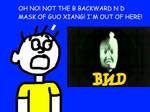Sam Horrified the BND Logo