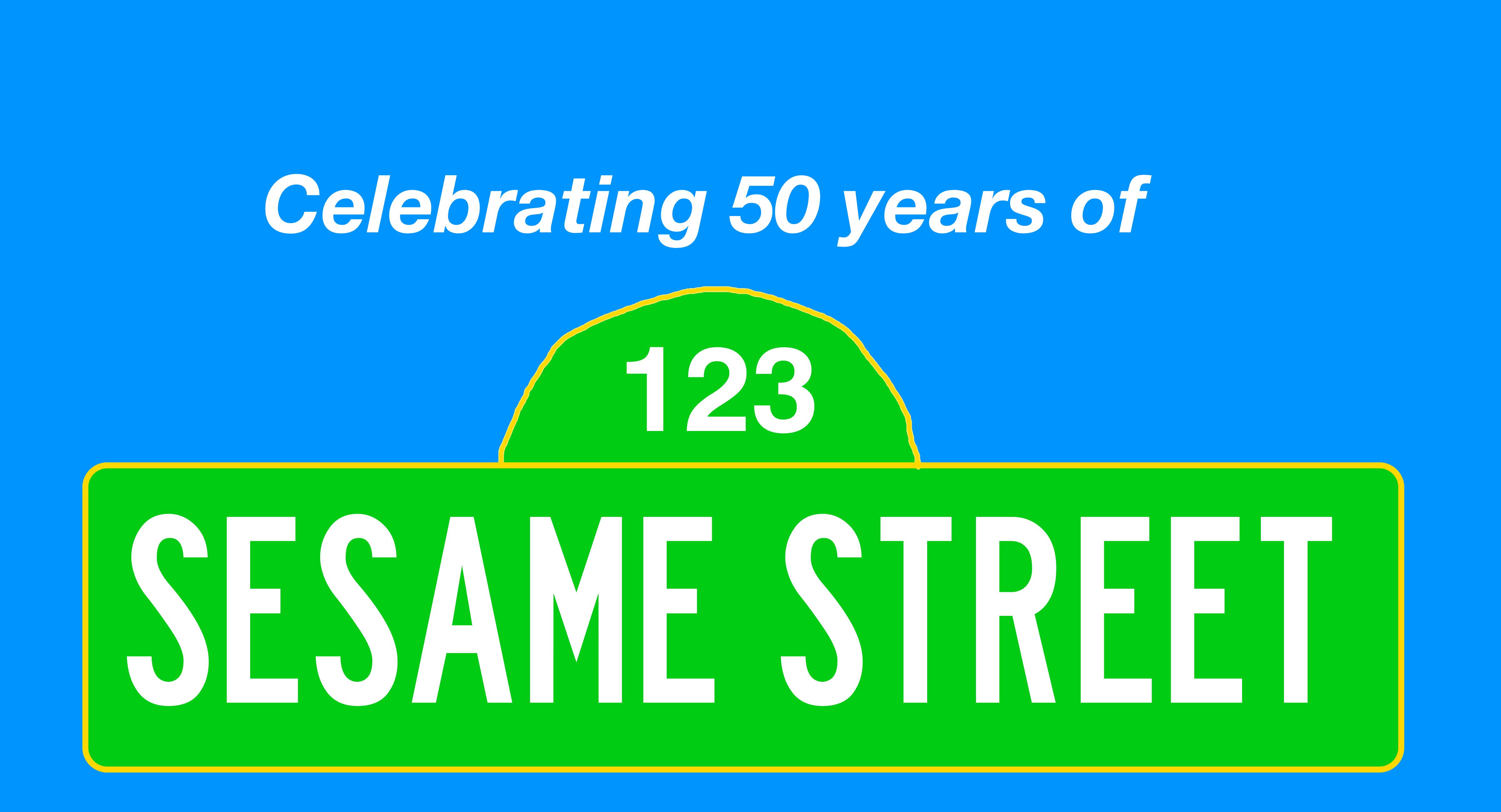 50 Years of Sesame Street by MikeJEddyNSGamer89 on DeviantArt