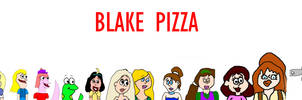 Adam, Red and More Going to Blake Pizza by MikeJEddyNSGamer89