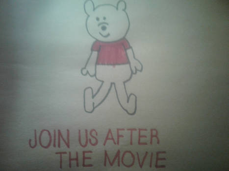 Winnie the Pooh - Join Us After the Movie by MikeJEddyNSGamer89