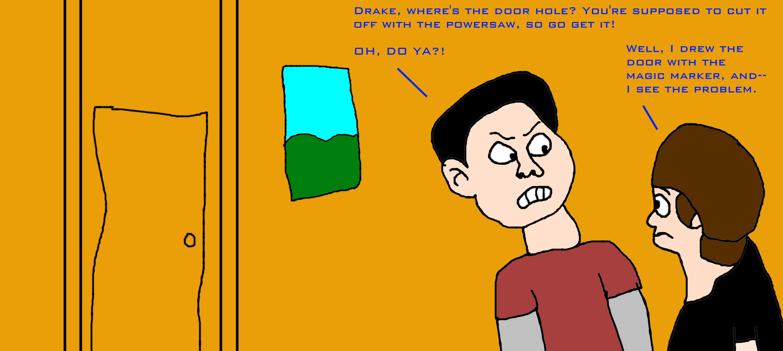 Drake And Josh Treehouse You Had One Job By Mjegameandcomicfan89 On Deviantart