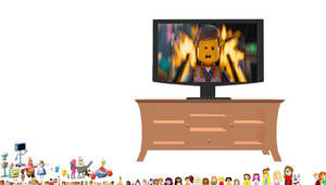 Adam and More Watching The Lego Movie