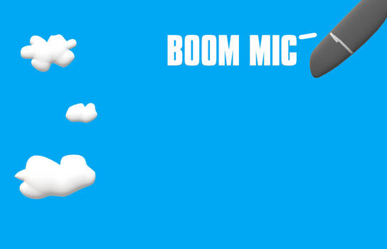 The Boom Mic on Bolt by MikeJEddyNSGamer89