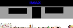 Adam and Others Going to the IMAX Theatre