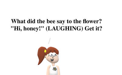 Luan Loud's Hi Honey Joke