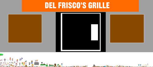 Allie, Adam and More Going to Del Frisco's Grille
