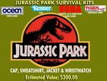 Jurassic Park Survival Kits