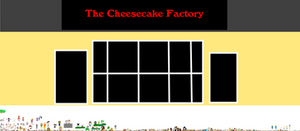 More People Going to The Cheesecake Factory