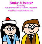 Amby and Dexter from Nick Jr.