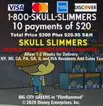 Skull Slimmers Infomercial from Big City Greens