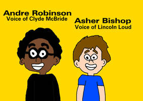 Andre Robinson and Asher Bishop of TLH