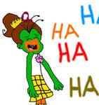 Luan Loud the Breadwinner Duck Laughing