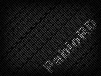Typographical Wallpaper by pablo-rd