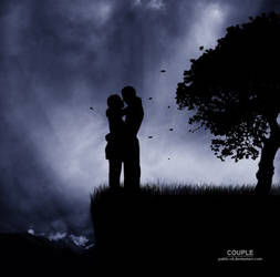 Couple by pablo-rd