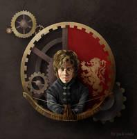 Tyrion Lannister by JackVeda