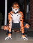 Tiger Halloween 2016