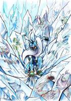 Cross Omega: Zero Explotion by PeaceGuy