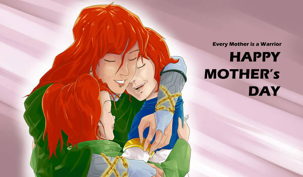 COMM: Happy Mother's Day