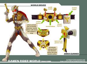 COMM: Rider World