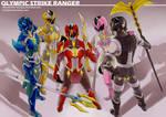 COMM: Olympic Strike Ranger