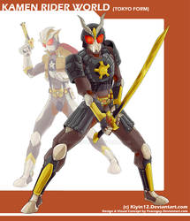 COMM: Kamen Rider World - Tokyo Form