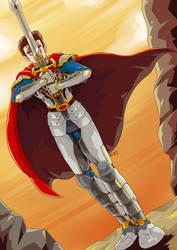 COMM: Sunset Knight