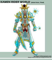 COMM Kamen Rider World - Unite Form