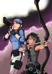 COMM: Exterminator Duo