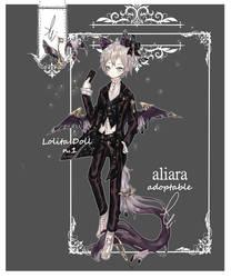 adoptable auction- lolita doll- (OPEN)  ALIARA by ALIARAadoptable
