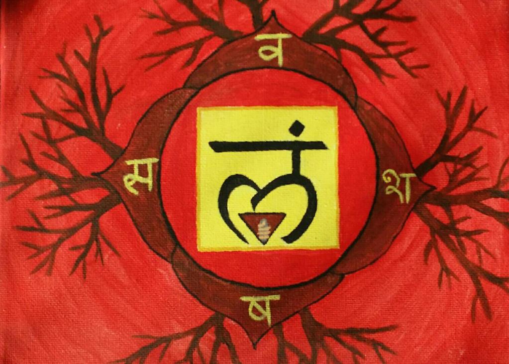 Muladhara - I AM by WraythSkitzifrenik
