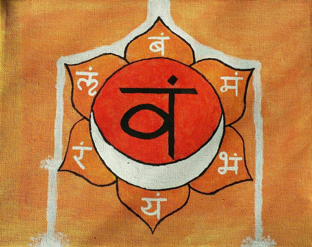 Svadhishthana - I FEEL by WraythSkitzifrenik