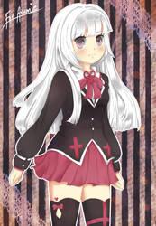Mitsuri by briellaruu