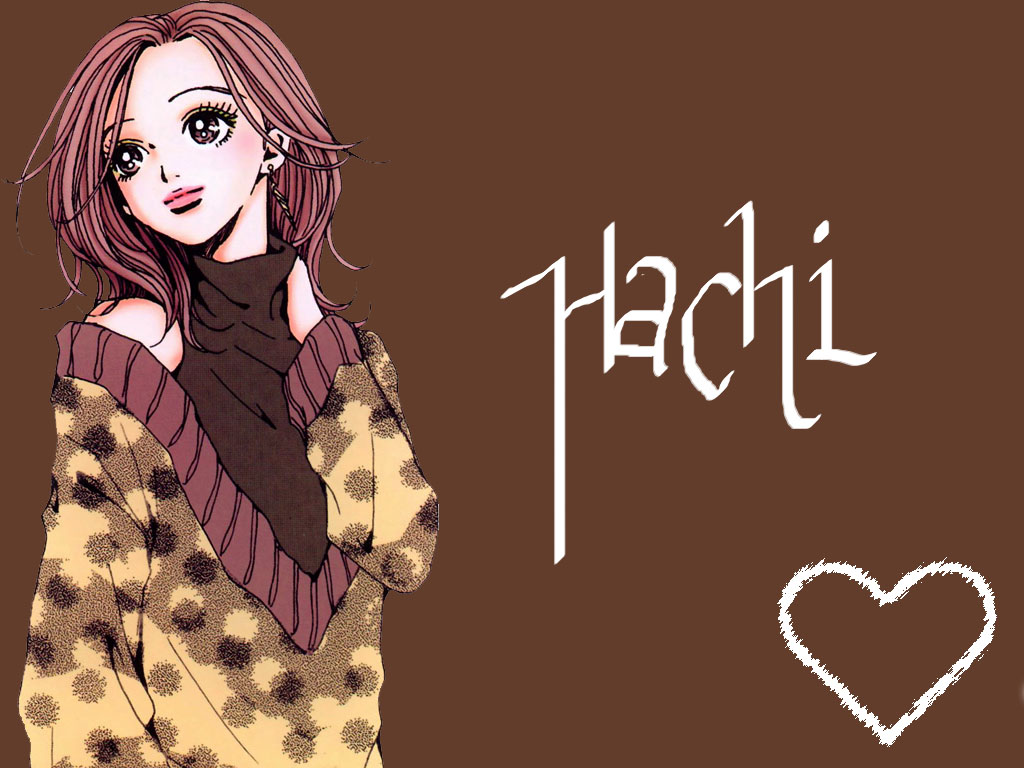 nana hachi wallpaper by tsunade487 on deviantart