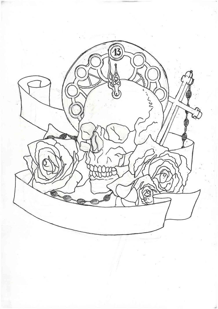 Clock by MystriousMind