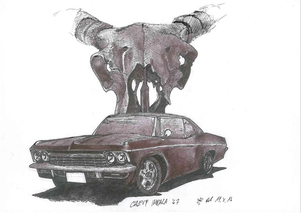 Impala by MystriousMind