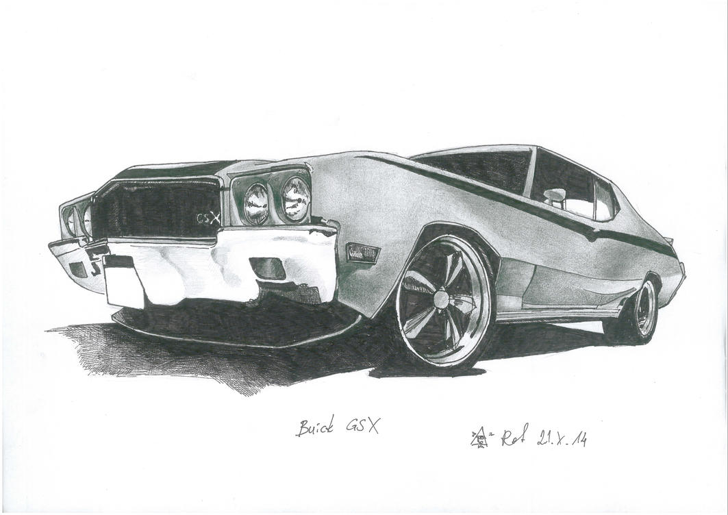 Buick GSX by MystriousMind