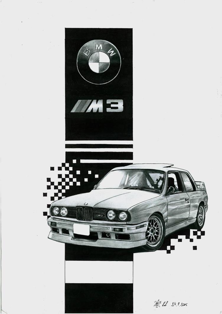 M3 e30 by MystriousMind