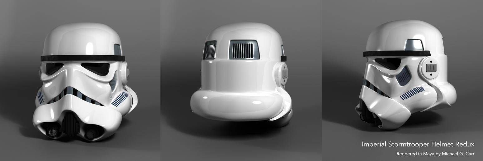 Stormtrooper helmet nude hentia image