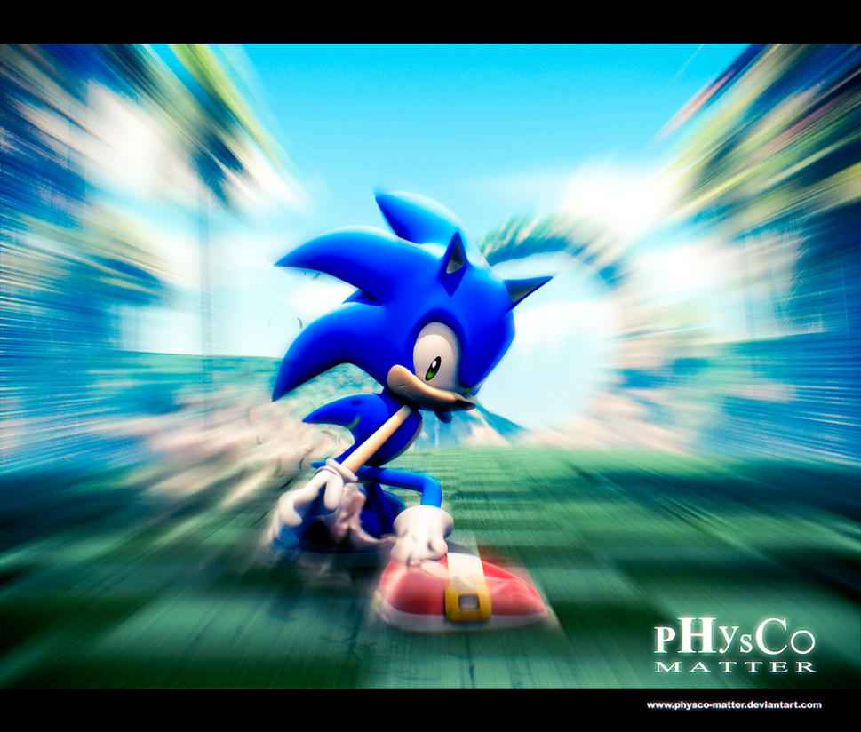 SONIC by Physco-Matter