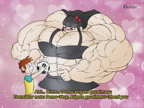Akuma no yona kurai romansu
