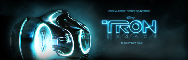 Tron Legacy- Cyan Light Cycle by llamacria